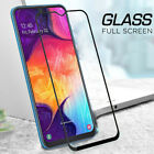 Full Cover Tempered Glass Screen Protector For Samsung Galaxy A30/40/50/70/M20