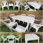 Choice Of Sturdy Lightweight Resin Garden Furniture Sets