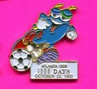 1996 OLYMPIC PIN 1000 DAY PIN COUNTDOWN PINS PICK A PIN OR THE LOT OF 7 IZZY +