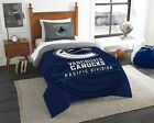Canucks Official National Hockey League, Bedding, draft Twin Printed Comforter $72.89 USD on eBay