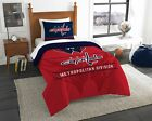 Capitals Official National Hockey League, Bedding, draft Twin  Printed Comforter $72.89 USD on eBay