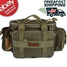 NEW Portable Outdoor Fishing Tackle Waist Bag Multifunctional Water Resistant