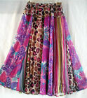Long Skirt Anu by Natural Fashions 5177 Purple NWT