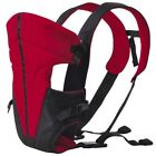 Infant Newborn Baby Carrier Adjustable Ergonomic Sling Wrap Rider Front Backpack
