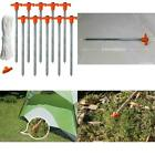 Abccanopy Tent Stake Pegs Garden Stake,  Galvanized Non-Rust 10 Pop Up