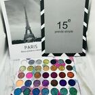 Bling Splash Of Glitter Eye Shadow Palette 35 Colors Make Up Shades Best Gift