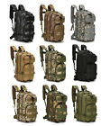 Внешний вид - 30L 3P Outdoor Military Rucksacks Tactical Backpack Camping Hiking Trekking Bag