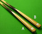 1pc Maximus Legend Plus Hand spliced Snooker cue - Ash, Ebony & Ovangkol wood £308.0 GBP on eBay