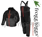 FROGG TOGGS GEAR-PF63160/93160 PILOT MENS FISHING BOAT WEAR GUIDE RAIN SUIT WET