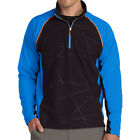 Antigua Men's Thunder 1/4-Zip Golf Pullover,  Brand New