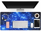 Extend 800x300mm 600x300mm Large Galaxy Gaming Mouse Pad Non-Slip Keyboard Mat