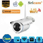 Sricam SP007 Outdoor 1080P IP66 Security Camera WiFi Night Vision Home IP Camera $45.99 USD on eBay