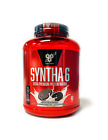 BSN Syntha-6 Sustained-Release Protein 48 Servings, 5 lbs COOKIES  CREAM - SALE