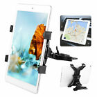 "Universal 360° Rotation Car CD Slot Mount Holder Stand For 7""-11"" Phone Tablet"
