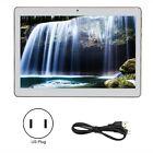 """10.1"""" 4+64G Android HD IPS Tablet PC Quad Core WIFI Bluetooth Dual Camera 2 SIM"""