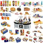 Accessories Play Kitchen Kids Kitchen for Children Shop Miniatures
