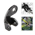 Steel Bicycle Bike Trailer Coupler Hitch Attachment Angled Elbow Part For Burley
