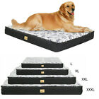 Waterproof Jumbo XL Pet Bed for Large Dog Orthopedic Soft Mattress Anti-Skidding