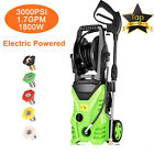 3600PSI 2.8GPM 7HP Gas / Electric High Pressure Washer Cold Water Cleaner Lot US