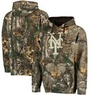 New York Mets Stitches Fleece Pullover Hoodie - Realtree Camo on Ebay