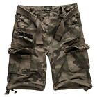 Geographical Norway Cargo Shorts Bermuda Shorts Cargo Trousers short People