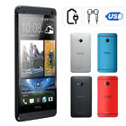 Htc One M7 Android Smart Phone Factory Unlocked 32gb Mobile 4.7'' + 1yr Warranty