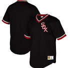 MLB Mitchell & Ness Chicago White Sox Baseball Jersey New Mens Sizes MSRP $80