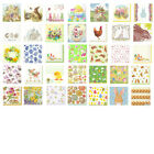 Easter napkins 4 individual napkins ideal for decoupage free post