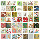 Animals 2 napkins 4 individual napkins ideal for decoupage projects
