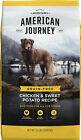 American Journey Chicken and Sweet Potato Recipe Grain-Free Dry Dog Food Natural