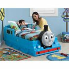 Thomas The Train Toddler Bed Ride On Toy Box Art Roller Coaster Furniture Kids