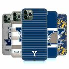 OFFICIAL YALE UNIVERSITY 2018/19 PATTERNS BACK CASE FOR APPLE iPHONE PHONES