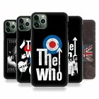 OFFICIAL THE WHO BAND ART CASE FOR APPLE iPHONE PHONES