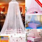 Princess Mosquito Net Lace Dome Bed Canopy for Children Girl Fly Insect 3 Color image