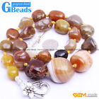 Freeform Handmade Finished Jewelry Necklace Beads 18-19 Inches Selectable