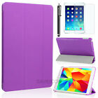 Slim Case For Apple iPad Air 2 & iPad Air 1 Smart Cover with Auto Sleep/Wake
