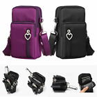 US STOCK Mini Cross-Body Cell Phone Shoulder Strap Wallet Pouch Bag Purse Hot