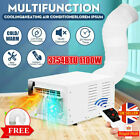 1100W Air Conditioner Portable Cooler/Heating Fan 24 HOURS Timer Remote Control