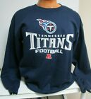TENNESSEE TITANS CREW NECK TEAM NFL SWEATSHIRT NEW WITH TAGS LARGE on eBay