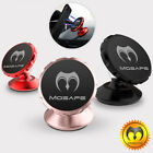 360 Rotation Magnetic Car Mount Dashboard Air Vent Holder For Cell Phone GPS