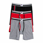 Champion Men's Everyday Comfort Boxer Briefs 3-Pack - CABBA2
