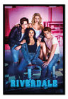Framed Riverdale Characters Poster Official Licensed 26 x 38 Inches