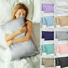 2019 Pure Mulberry Silk Pillow Case Luxurious 6 Colors Home Bedding Accessories image