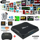 Lot X96 Max TV Box S905X2 Quad Core Dual WiFi 2G+16G UHD 4K HDMI Android Player