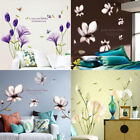 Removable Flower Home Living Room Mural Decor Art Vinyl Decal Diy Wall S Yws