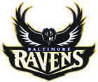 BALTIMORE RAVENS Vinyl Decal / Sticker ** 5 Sizes ** $5.95 USD on eBay