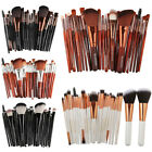 22PCS Kabuki Make up Brushes Set Makeup Foundation Blusher Face Powder Brush...