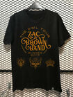 Zac Brown Band The Owl Tour Summer 2019 UNISEX Black T shirt Gift For Men/Women image