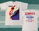 The Rolling Stones No FIlter Us Tour 2019 MIAMI HARD ROCK STADIUM T Shirt S-3XL