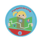Rainbow Girl Guiding Fun Badges Official